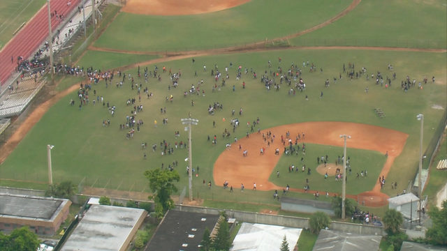 Lauderdale Lakes schools evacuated after threat