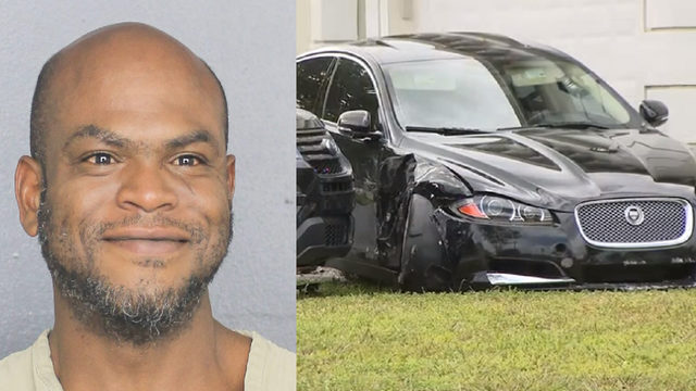 Man accused of leading police on chase previously arrested on similar charges