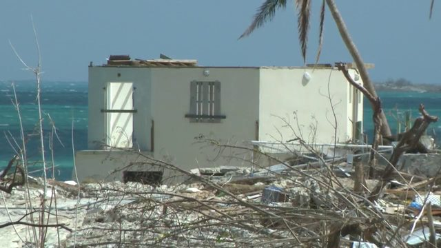 Private sector moves to help speed up Bahamas' recovery after Dorian