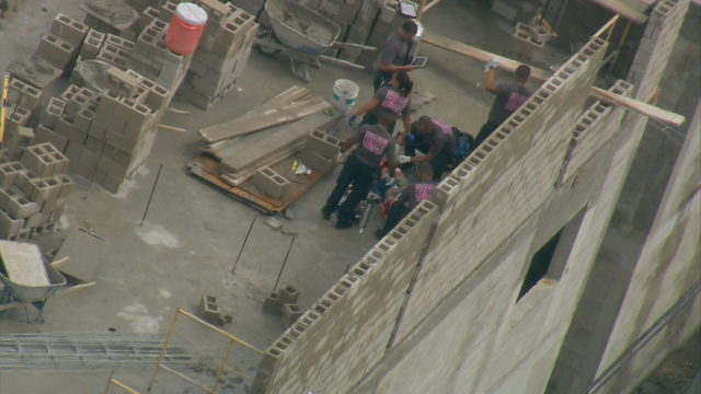 Man electrocuted at construction site in Hialeah