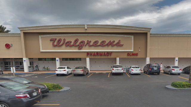 Rodent issues return to South Florida Walgreens store