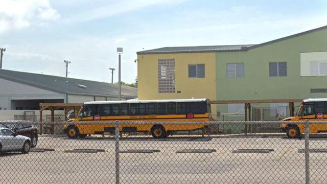 Girl, 10, brings steak knife to school for self defense, deputies say