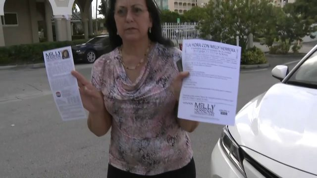 Hialeah City Council candidate arrested for trespassing