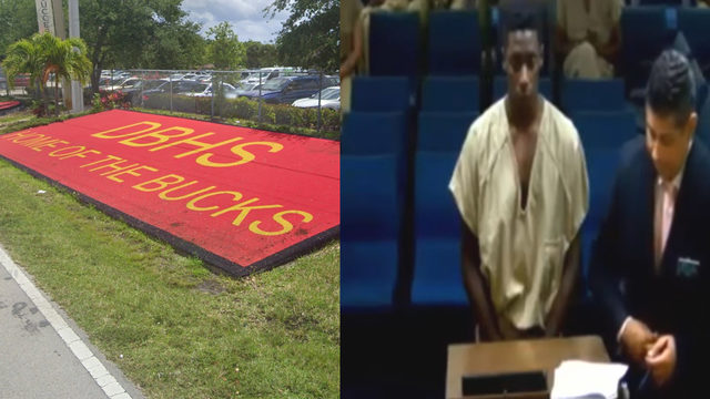Deerfield Beach student arrested for assault with knife on campus
