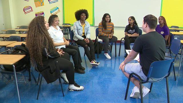 Miramar High School club focuses on teen mental health