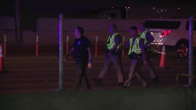 Pedestrian struck, killed on Palmetto Expressway