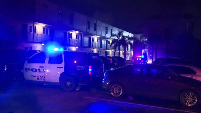Man dies after shooting at Opa-locka apartment complex, authorities say