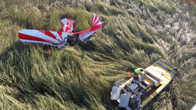 Rescue workers respond to small plane crash west of US 27 near Pembroke Pines