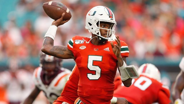 Coastal coaster: No. 20 Virginia visits struggling Miami