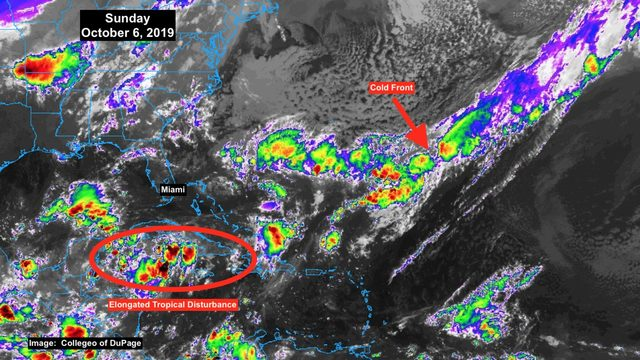 New systems developing in Atlantic, won't be threat to Florida