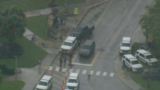 Broward College placed on lockdown after possible gunshots