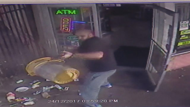 Newly released surveillance video shows Lauderhill convenience store shooting