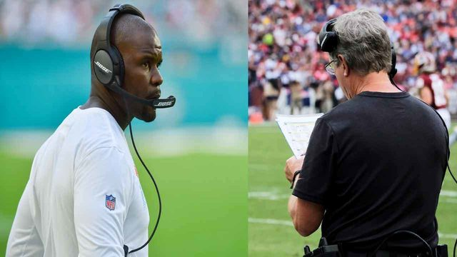 Winless in Miami: Something's gotta give for Dolphins, Redskins, doesn't it?