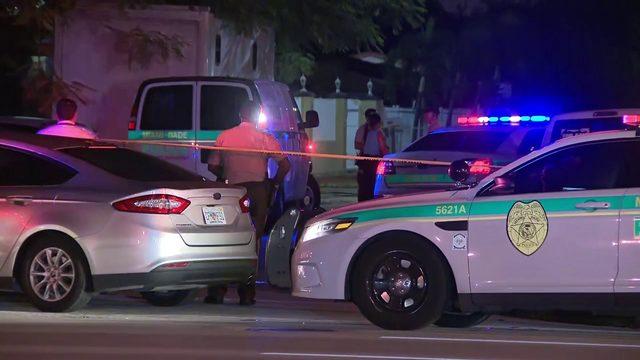 Man shot in head in northwest Miami-Dade