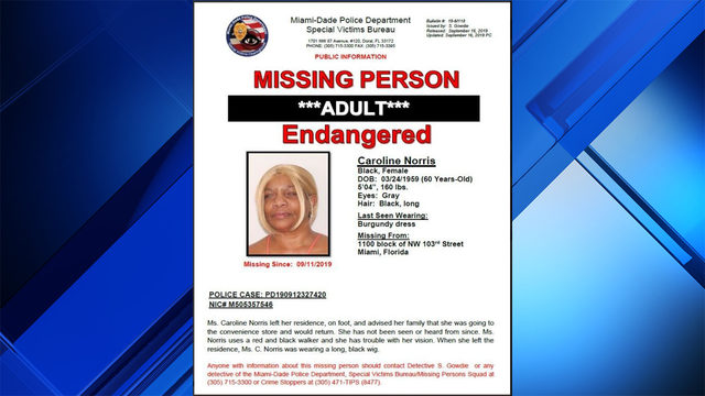 Authorities seek help from community in missing woman search