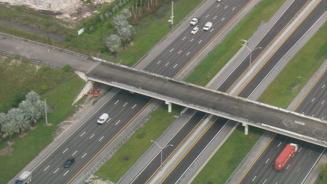 Bridge stalemate leads to suit between Miami Lakes, Hialeah