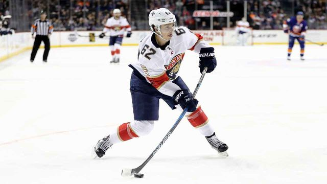 First Panthers road trip could provide opportunity for Denis Malgin to…