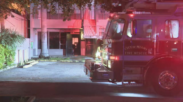 Arson investigators seek answers after suspicious fire at Miami strip mall