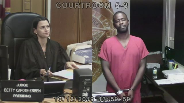 Man accused in deadly Miami Beach shooting faces judge