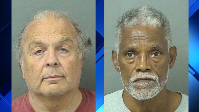 Florida men charged with dumping raw sewage in West Palm Beach manholes