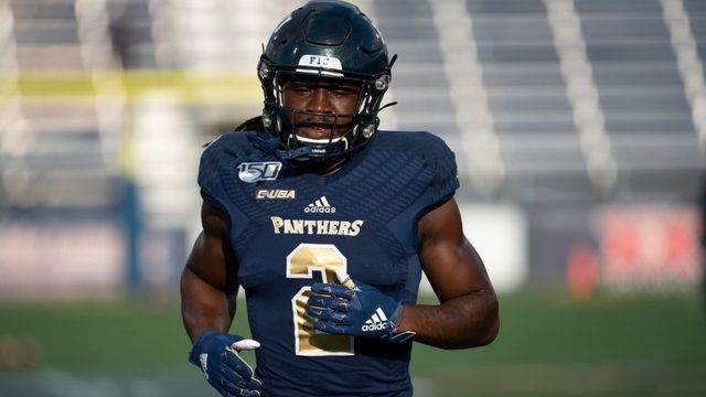 Jones with 4 TDs as FIU beats Charlotte 48-23