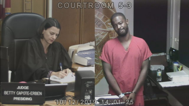 Suspect in Miami Beach murder appears before judge
