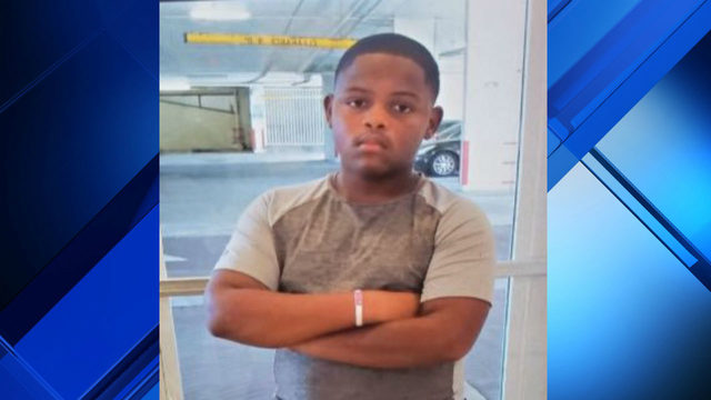 Missing boy found by Miami police