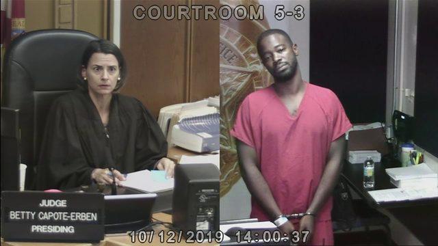 Miami Beach murder suspect appears before judge