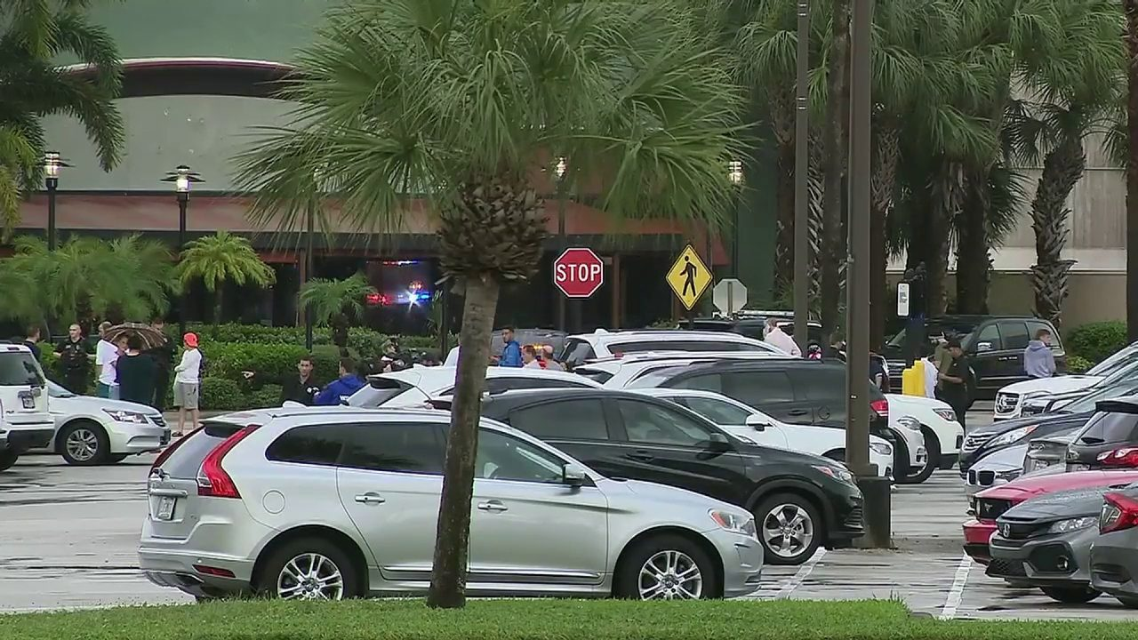 Shoppers evacuated from Town Center mall, reports of shots fired thumbnail