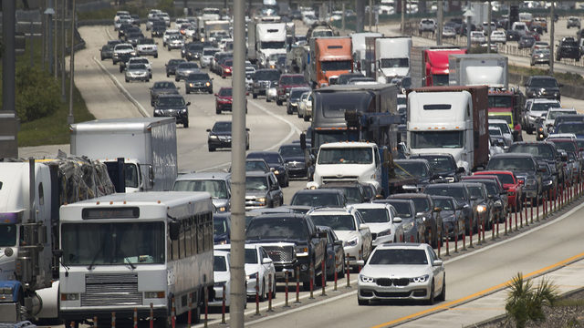 Don't laugh. Miami named one of the 'Best Driving Cities in America'