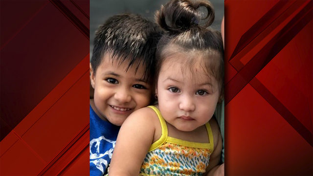 Amber Alert issued for missing twins in 'extreme danger'
