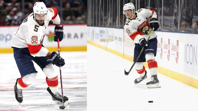Dynamic Duo: Quenneville may be on to something with Ekblad-Weegar pairing