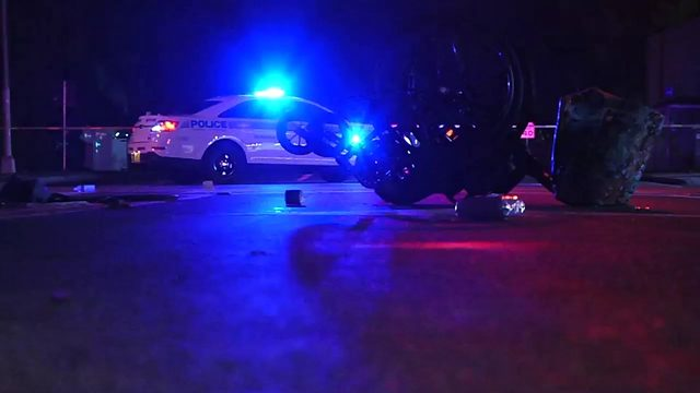 Woman in wheelchair hospitalized after hit and run crash in Little Haiti