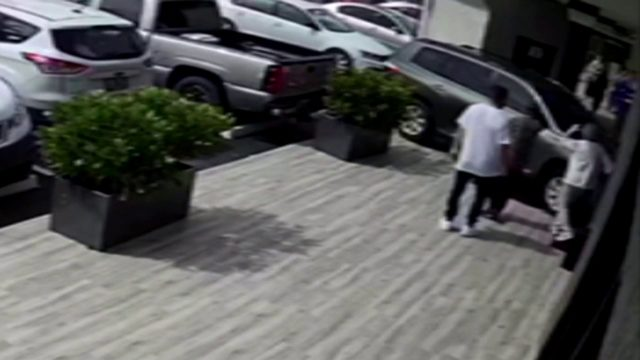 92-year-old man drives SUV into Latin cafe