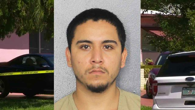 Suspect arrested after man, woman found dead in Deerfield Beach