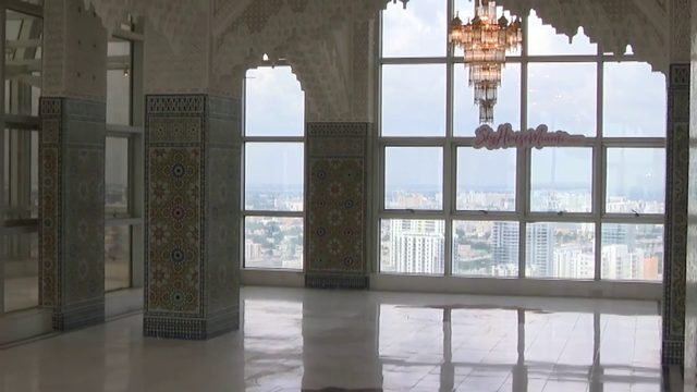 Glass mansion known as 'Taj Miami' for sale in Brickell