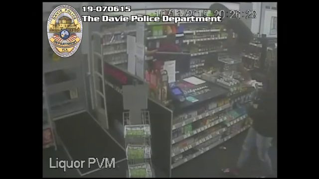 Trio of thieves get violent with clerk in liquor store robbery