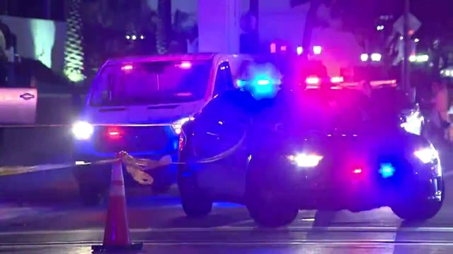 Multiple people struck by hit-and-run driver in Miami Beach