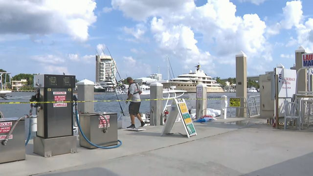 4 people hospitalized after boat explodes at Fort Lauderdale marina