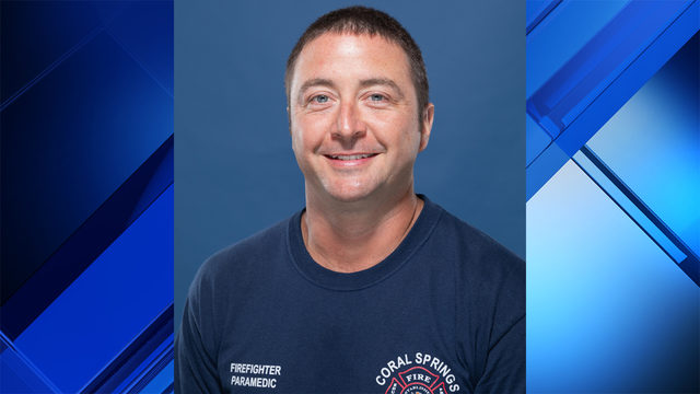 Coral Springs firefighter found dead in Lauderdale-by-the-Sea