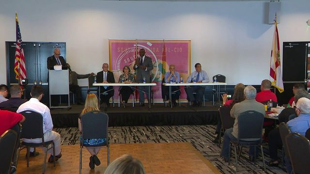 Miami-Dade mayoral candidates discuss issues at public forum in Doral