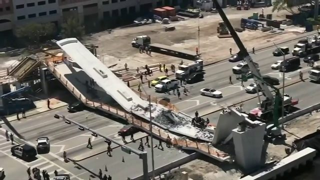 NTSB determining probable cause of FIU bridge collapse