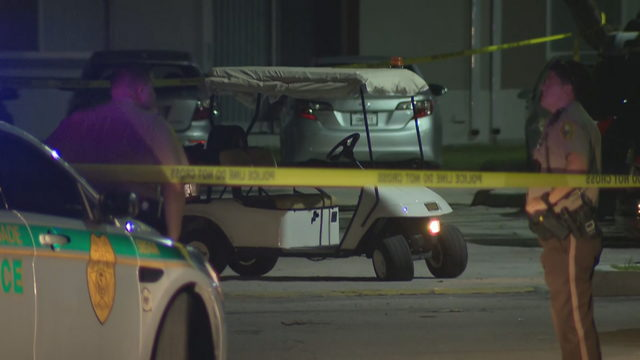 Security guard at Goulds apartment complex shot by suspected car burglar