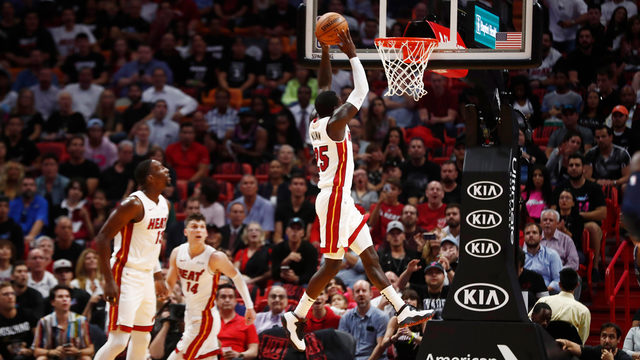 Strong second half propels Heat to opening night victory over Grizzlies