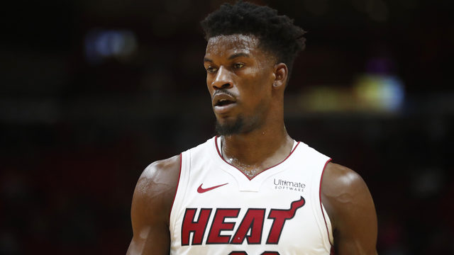 Heat's Jimmy Butler out for season opener