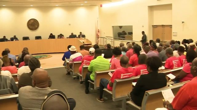 Miami Gardens Commissioners unanimously pass resolution objecting to F1 race