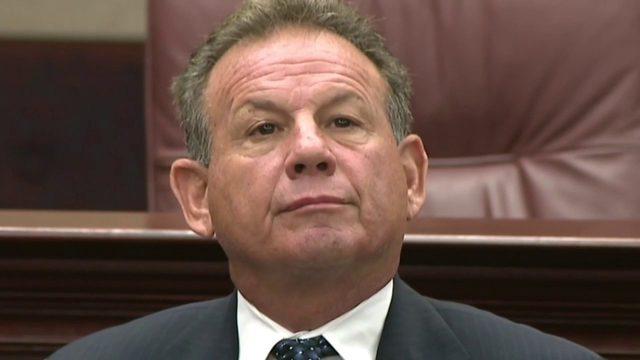 Florida Senate to decide fate of suspended Sheriff Scott Israel