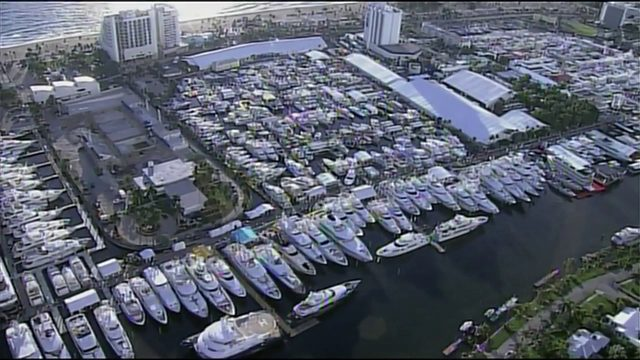First ever 'Superyacht Village' highlights 60th Fort Lauderdale…