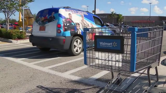 Volunteers patrol parking lots for kids, disabled, pets left in cars