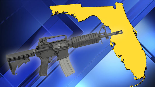 Florida woman 8-months pregnant uses AR-15 to fatally shoot burglar